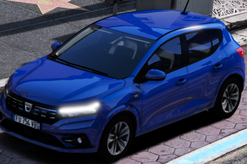 Dacia Sandero 2021 [Replace]