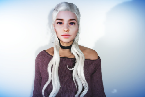 Daenerys Haircut For MP Female