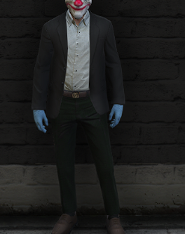 Dallas Payday2 mask for MP Male