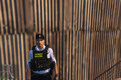 Danish EUP Police Vest!