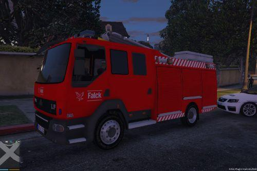 Danish Falck Firetruck