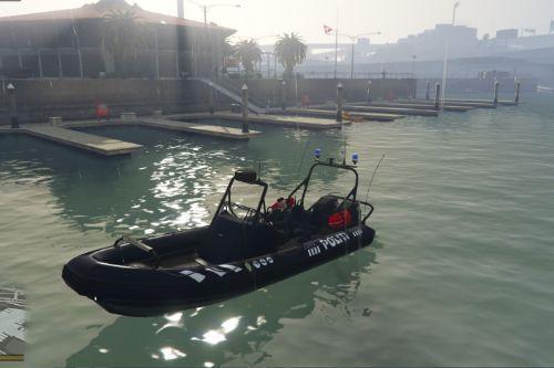 Danish Police Boat