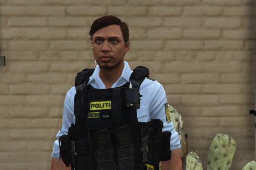 Danish Police Vest [EUP]