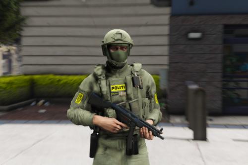 Danish SWAT Uniforms (AKS)