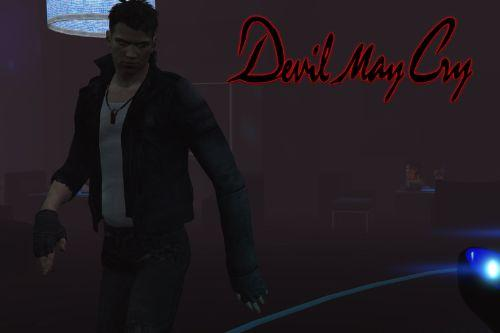 Dante -DMC- (Casual Jacket) [Add-On Ped]
