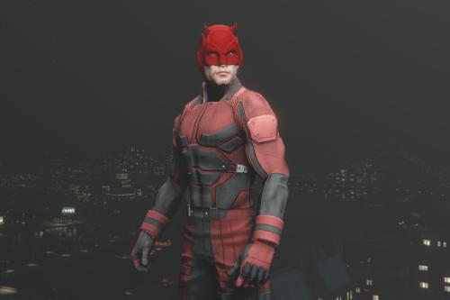 Daredevil The Man Without Fear (Matt Murdock) [Add-On]