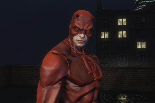 Daredevil The Man Without Fear (Matt Murdock) [Add-On]