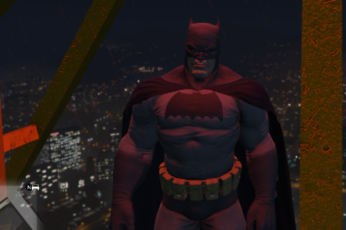 Dark Knight Returns Batman