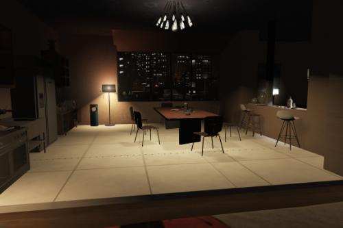 Daron's apartment [MENYOO]
