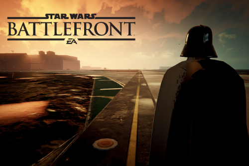 Darth Vader: Battlefront (DICE) [Add-On]