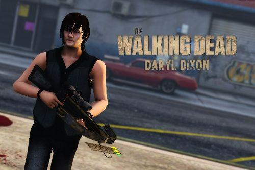 Daryl Dixon from The Walking Dead [Add-On Peds]