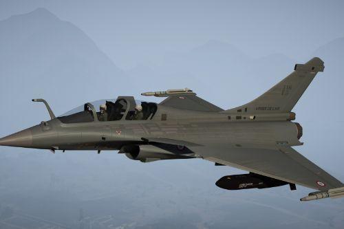 Dassault Rafale B [Add-On]