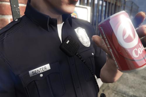 Davis Police Badge (EUP)