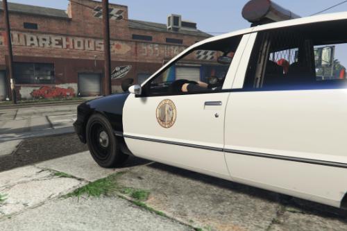 Davis Police Livery