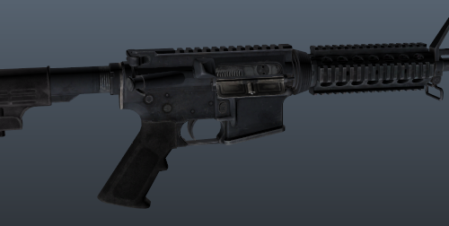 DayZ M4A1 | Video included