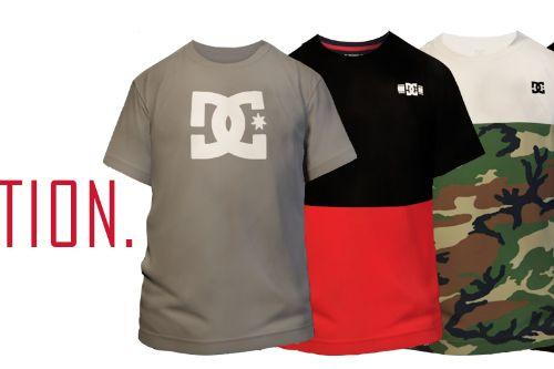 DC Collection Shirt Pack