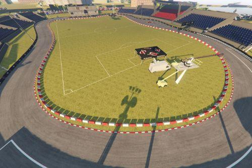 DCGP Plock Stadium Drift [Add-On Map] [FiveM]