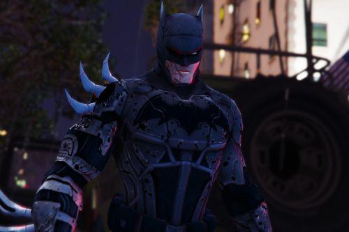 Dcuo Future Batman Damaged