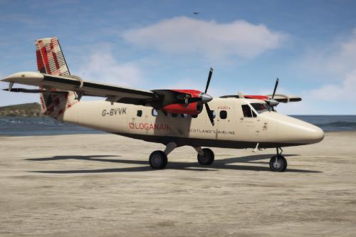 de Havilland Canada DHC-6-300 Twin Otter  [Add-on I Liveries]