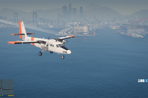 de Havilland Canada DHC-6-300 Twin Otter Livery Pack 1.0