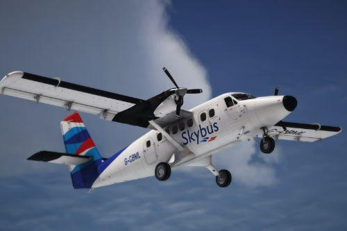 de Havilland Canada DHC-6-300 Twin Otter Livery Pack