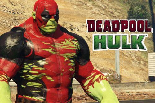 DEADPOOL - HULK