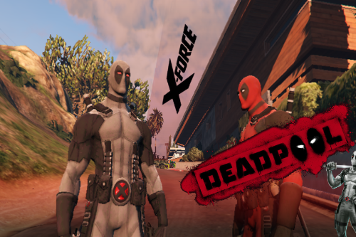 Deadpool XForce