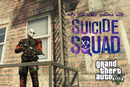 Deadshot (Suicide Squad) [Add-On Ped]