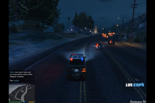 Death Car Race