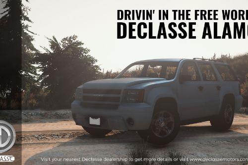Declasse Alamo [Add-On]