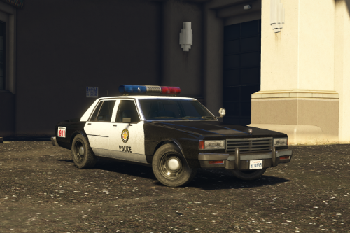 Declasse Brigham - Rockford Hills Police Department [Add-On]