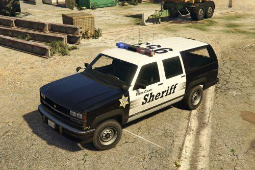 Declasse Granger Retro - Blaine County Sheriff [Add-On]
