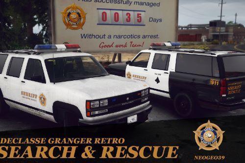 Declasse Granger Retro Search & Rescue Minipack [Add-on]
