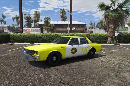 Declasse Merit Classic - 1980's LA Taxi Paintjob