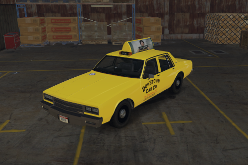 Declasse Merit Classic - Yellow Taxi [Paintjob]