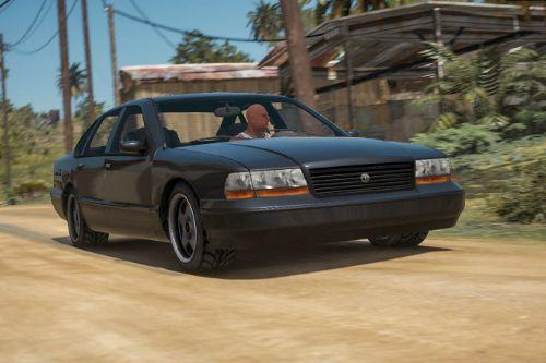 Declasse Premier SS: Part of the El Banditos Pack [Add-On]