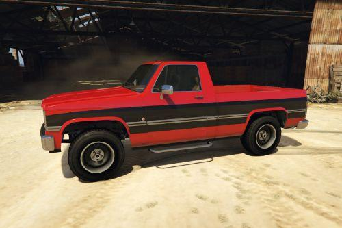 Declasse Rancher Pickup [Add-On / Replace]