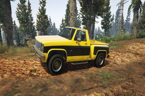 Declasse Rancher Stepside [Add-On / Replace]