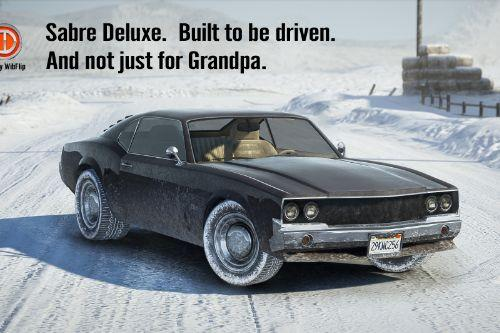 Declasse Sabre Deluxe [Add-On | Tuning]