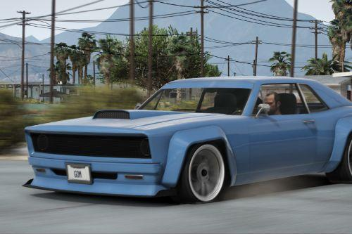 Declasse Tampa Outlaw [Add-On | Animated]