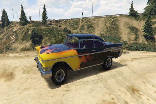 Declasse Tornado Halloween Edition [Add-On / Replace]
