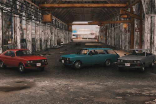 Declasse Turmalina pack [Add-On | Tuning | Sounds]