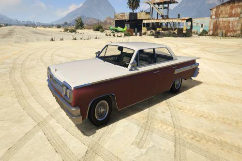 Declasse Voodoo 4-Door [Add-On / Replace]