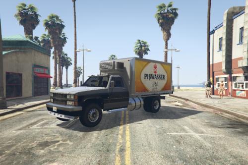 Declasse Yosemite Box Truck