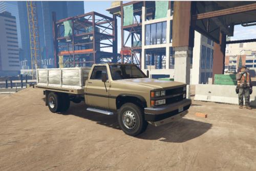 Declasse Yosemite Tip Truck