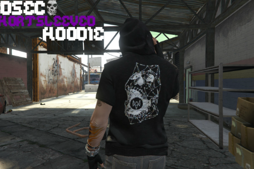 DedSec Hoodie for MP Male