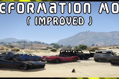 Deformation Mods (Improved) + Fast Fragile cop cars