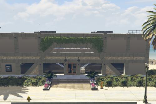 Del Perro Freeway Warehouse [YMAP | FiveM]