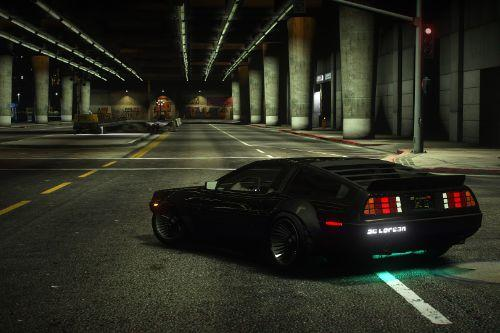 Delorean DMC-12 Widebody [Add-On]