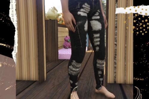 Denin Pants for MP Female